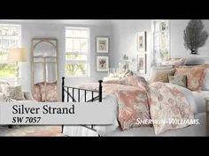 Bedroom Color Ideas | Sherwin-Williams & Pottery Barn
