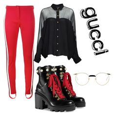 """""""Gucci set"""" by antobiscuit on Polyvore featuring Gucci"""