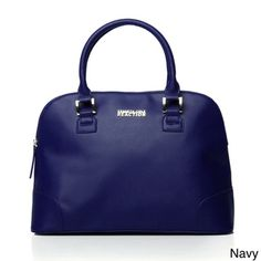 Kenneth Cole Reaction Poppins Large Dome Tote Bag...like the blue or red