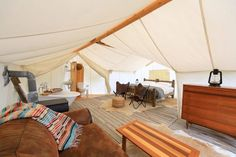 Under Canvas Zion - 30 Far-Flung Hotels You Never Knew About (Until Now) - Photos