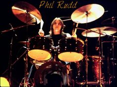 drummers | Greatest Rock Drummers ★ Phil Rudd ☆