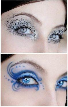 #Eye Makeup.