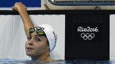Refugiada que salvou 18 pessoas e nadou na Olimpíada ganhará filme