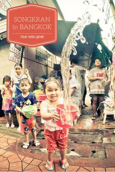 Alles was ihr über Songkran, das thailändische Neujahrsfest, wissen müsst und wo man in Bangkok am besten feiert.