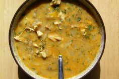 Mulligatawny Soup w/ Lentils http://www.yummly.com/recipe/Mulligatawny ...