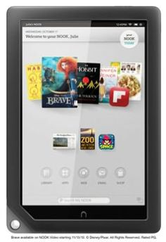 NOOK HD+ Slate 32GB~~Traded in the nook color for this baby!! Yay for Christmas presents!!