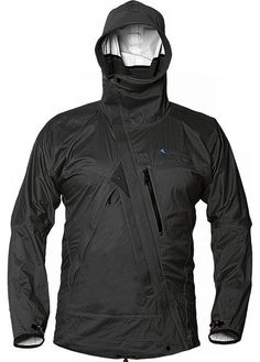 Klättermusen Ask Jacket Review | Hiking.be