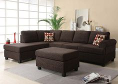 50540 Donovan reversible sectional sofa. Available at Alternative Office Solutions  408-776-2036.