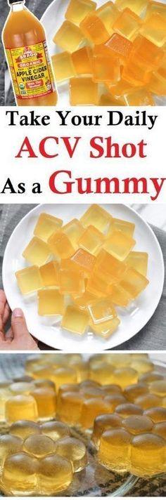 ACV as a Gummy
