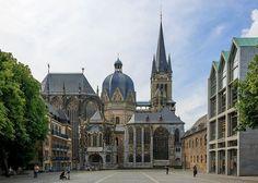 Catedral de Aquisgrán - Alemania