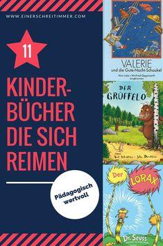 Die besten Kinderbücher die sich reimen