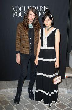 Max Sokolinski and Soko in Gucci