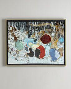 John-Richard Collection Prana Shakti Abstract Giclee