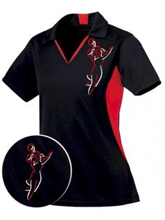 7bd43b78 77 Best Ladies Tees images in 2019 | Vintage bowling shirts, Polo ...