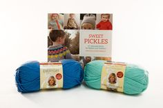 Enter to win the Adorable Baby Knitting Pattern Collection + Yarn Giveaway! TWO lucky winners will receive one copy of Sweet Pickles with one skein of Premier Deborah Norville Everyday Yarn in both Cornflower and Glass. The deadline to enter is July 3, 2016 at 11:59:59 PM Eastern Time.