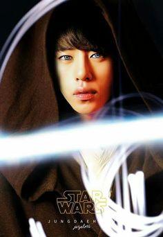 Daehyun Star Wars