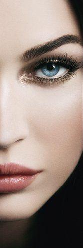Beauty Shots, Beauty Bar, True Beauty, Beauty Makeup, Hair Beauty, Armani Perfume, Megan Denise Fox, Body Shots, Bright Eyes