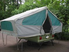 apache eagle pop up campers pics vintage apache popup camper pictures outdoors pinterest. Black Bedroom Furniture Sets. Home Design Ideas