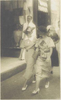 Brasil, década de 1930 (100 anos de fotografia e moda no Brasil, Lustre editores)