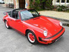 1988 Porsche 911 Carrera Sport