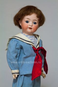 Кукла Ernst Heubach