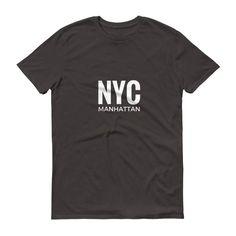 New York City Short sleeve t-shirt