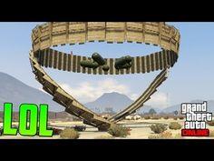 FINAL EPICO!!!! LA LAVADORA LOCA!! - Gameplay GTA 5 Online Funny Moments (Carrera GTA V PS4) - YouTube