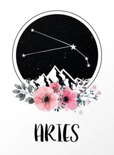 Aries Star Sign Art Print by danielladevita Zodiac Signs Chart, Zodiac Signs Taurus, Zodiac Art, Zodiac Star Signs, Taurus Memes, Taurus Star Sign, Taurus Art, Astrology Taurus, Taurus Wallpaper
