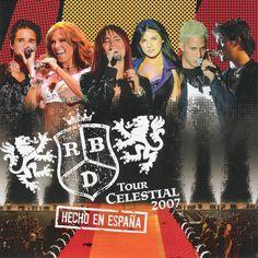 Tour Celestial 2007 fue la tercer gira realizada por el grupo mexicano RBD.  En la gira se realizó en España la grabación del CD/DVD que recibió el nombre de Hecho en España - Tour Celestial 2007 https://youtu.be/JGv7GJk74AE