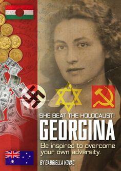 Gabriella Kovac | a Holocaust Survivor and Author of 'Georgina, a Holocaust Survivor's True Story'  #holocaust #holocaustsurvivors #holocaustsurvivorstories