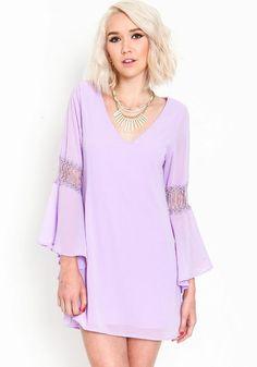 A kiss, Midi dresses and Lavender on Pinterest