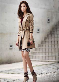 Korean Actress Lee Da Hae Fashion Pictures | Korean Fashion