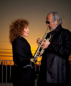Lani Hall and Herb Alpert - my all-time OTP.  I can listen to them forever.