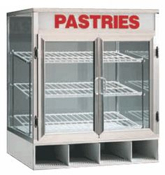Counter Top Pastry Display Case  #countertop #bakery #case