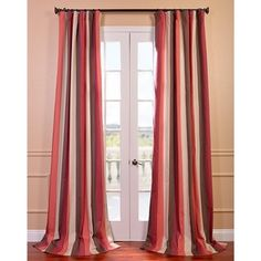 Huge Selection of Silk Curtains Drapes at best Price Window