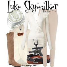 """Star Wars"" by kerogenki on Polyvore"
