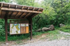Knoxville's Urban Wilderness | Hiking Trails in Knoxville, TN - Hastie Natural Area in Lake Forest Neighborhood, South Knoxville