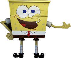 Spongebob Mailbox ~ More Weird Mailboxes