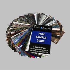 Film Sample Book