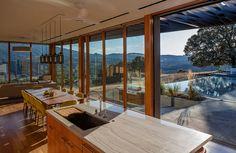 Sonoma Lichen House by Schwartz and Architecture