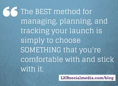 I get asked almost every single day what I use to plan and manage launches. Starting A Business, Project Management, The One, Track, Entrepreneur Ideas, Product Launch, Inspirational Quotes, How To Plan, Blog