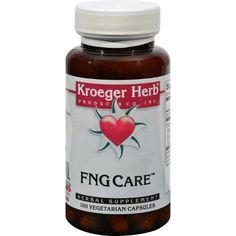 Kroeger Herb Foon Goos - 100 Capsules - 0420018