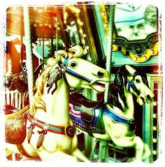 Carousel in The Village of Baytowne Wharf