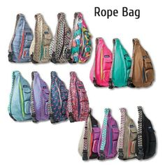 Kavu Rope   Sling bags in Clothing 33b1a538f7