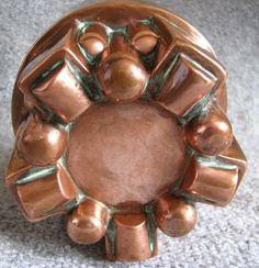 1800s BENHAM & FROUD copper JELLY MOULD./MOLD | eBay