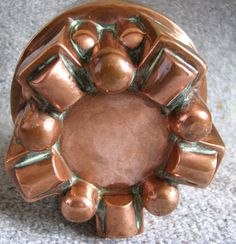 1800s BENHAM & FROUD copper JELLY MOULD./MOLD   eBay