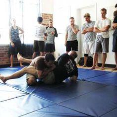 Folding Gym Mats 5x10 Ft x 2 Inch - Martial Arts Folding Mats, Cheer