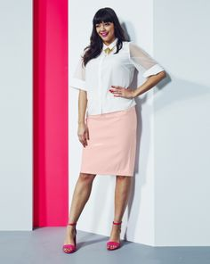 Simply Be Spring 2014 Collection | The Curvy Fashionista
