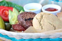 Dining Out on the Paleo Diet & Barbecue Burgers Recipe - Against All Grain