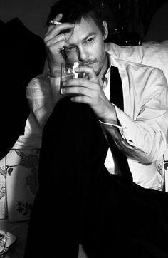 Norman Reedus my walking dead hero! The Boondock Saints, Daryl Dixon, Norman Reedus, The Walking Dead, Rodrigo Lombardi, Beautiful Men, Beautiful People, Pretty People, Hollywood